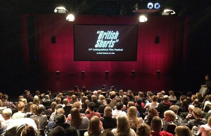 12th British Shorts Film Festival Berlin