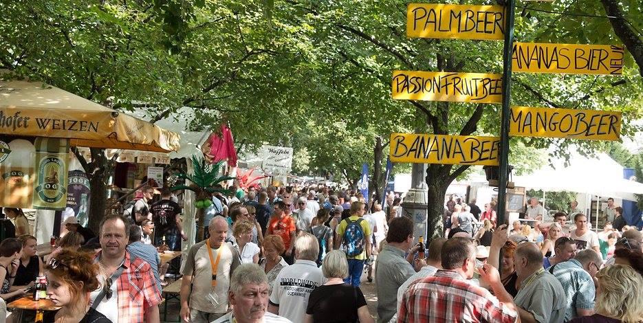 21. Berliner Bierfestival