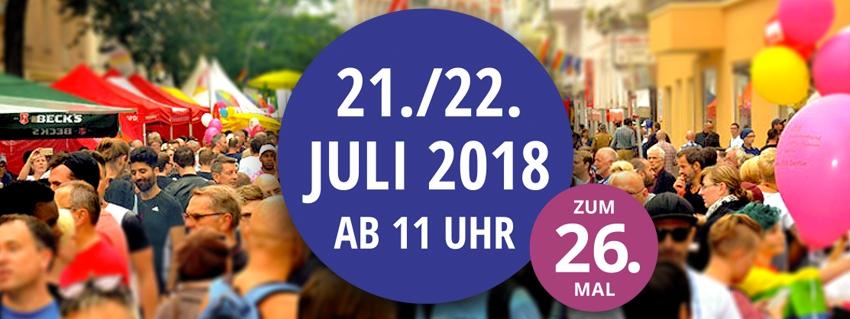 26. Lesbisch-schwules Stadtfest Berlin