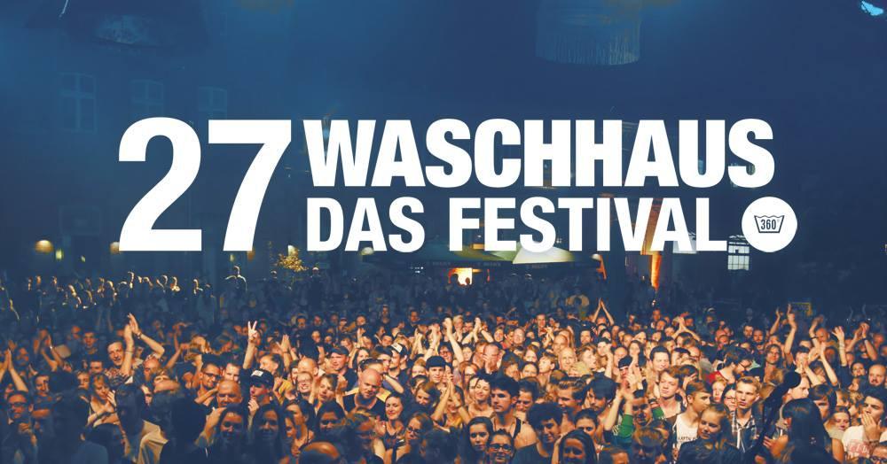 27 Waschhaus - Das Festival
