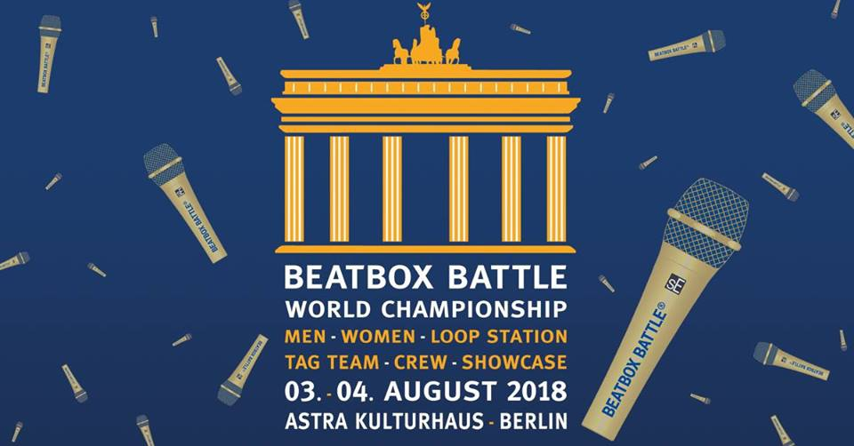 5. Beatbox Battle World Championship