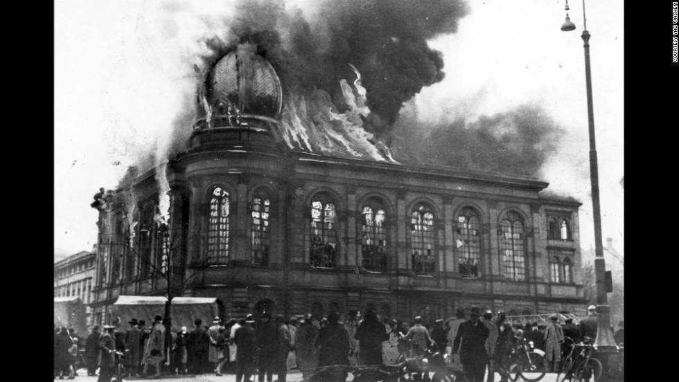 80 Years Kristallnacht - A memory walking tour