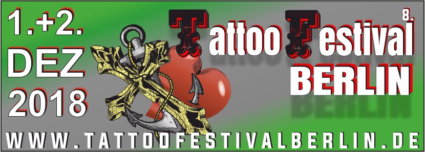 8th Tattoo Festival Berlin