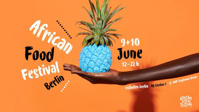 African Food Festival Berlin 2018