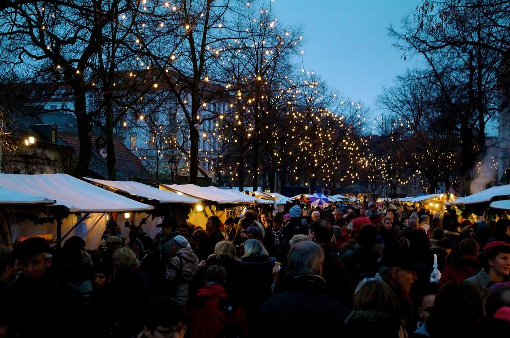 Alt-Rixdorfer Christmas Market
