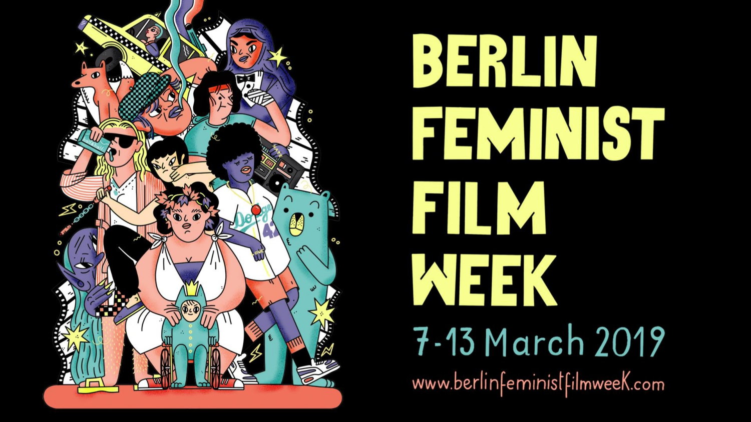 Berlin Feminist Film Week 2019