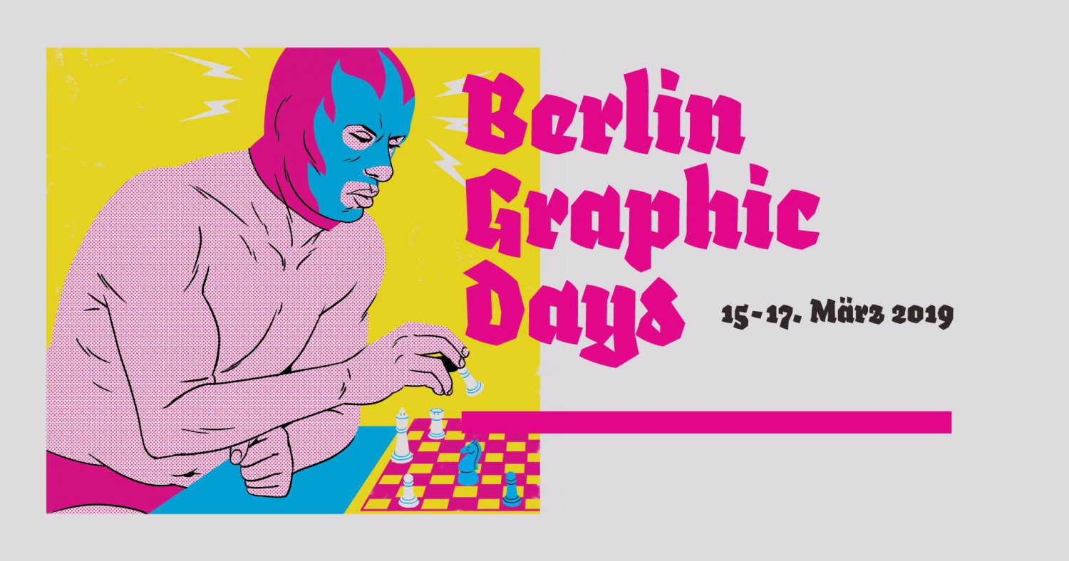 Berlin Graphic Days #13