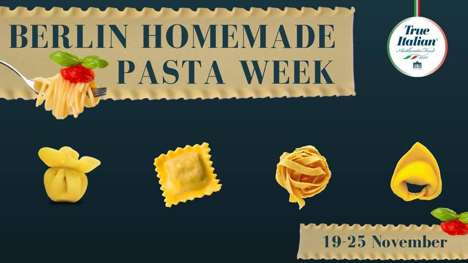 Berlin Homemade Pasta Week