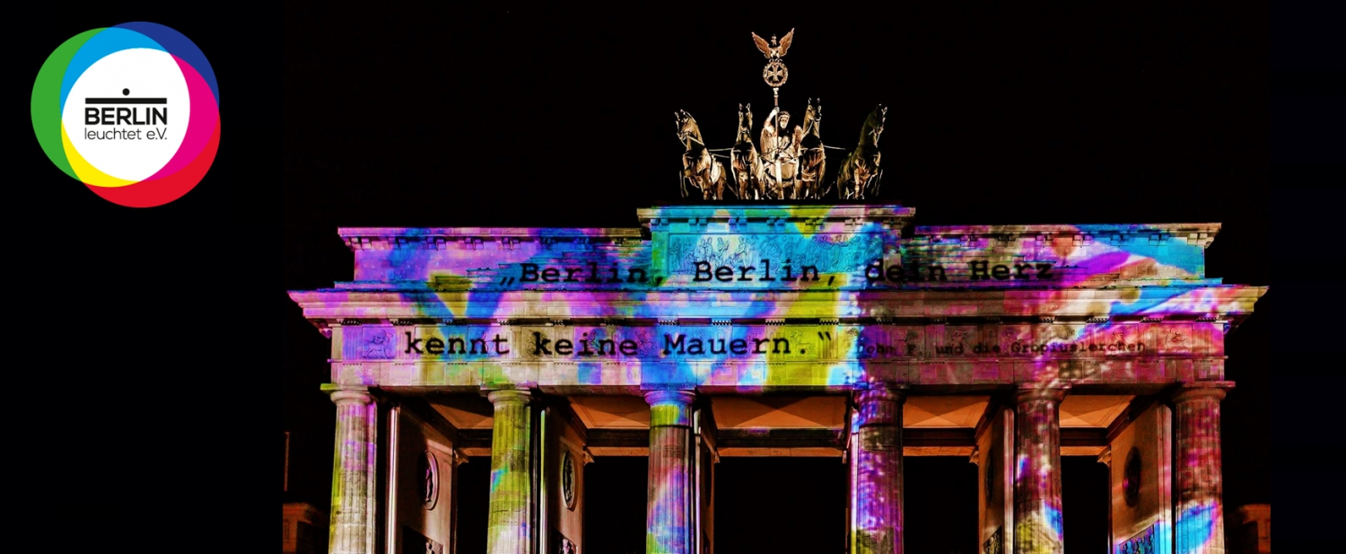 Berlin leuchtet 2018 - Berlin Light Weeks