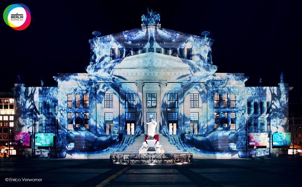 Berlin leuchtet 2018 - Berlin Light Weeks