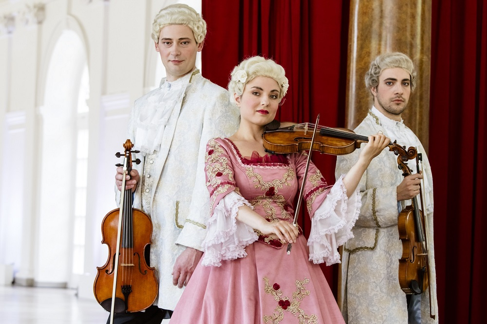 BERLIN RESIDENCE CONCERTS - Mozart's Masterpieces