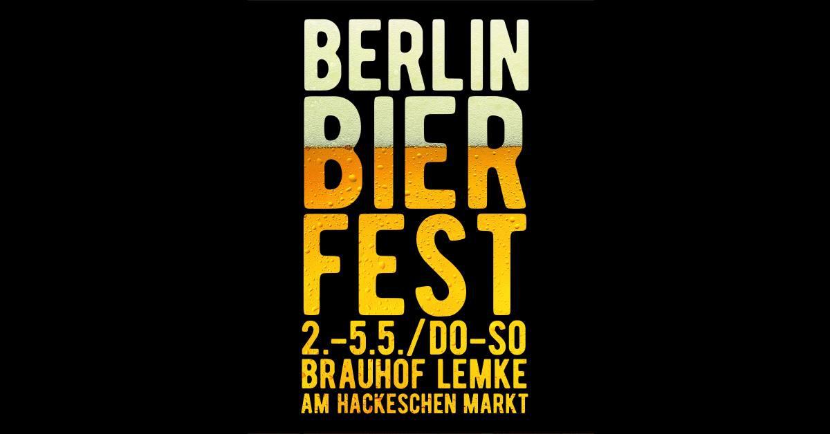 Bierfest Berlin 2019