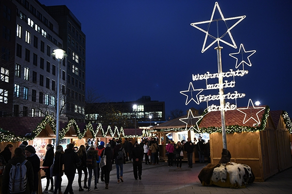 Christmas Market Friedrichstraße