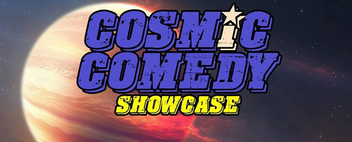 Cosmic Comedy : English Comedy Showcase