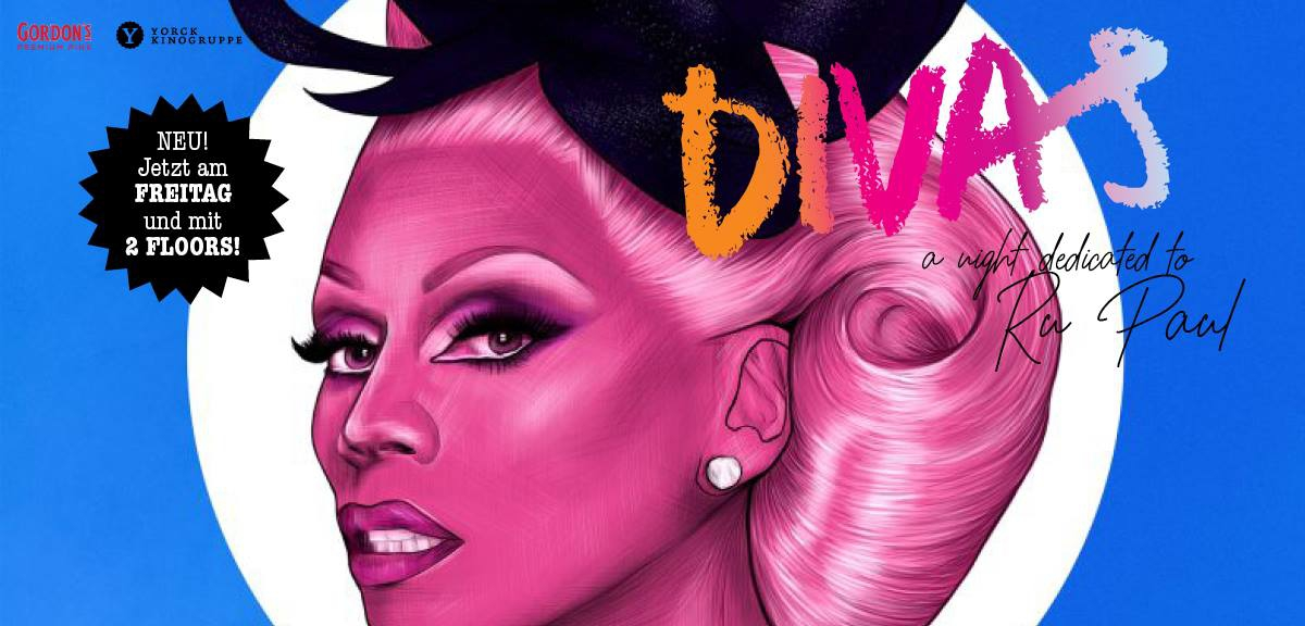 DIVAS - A night dedicated to RuPaul
