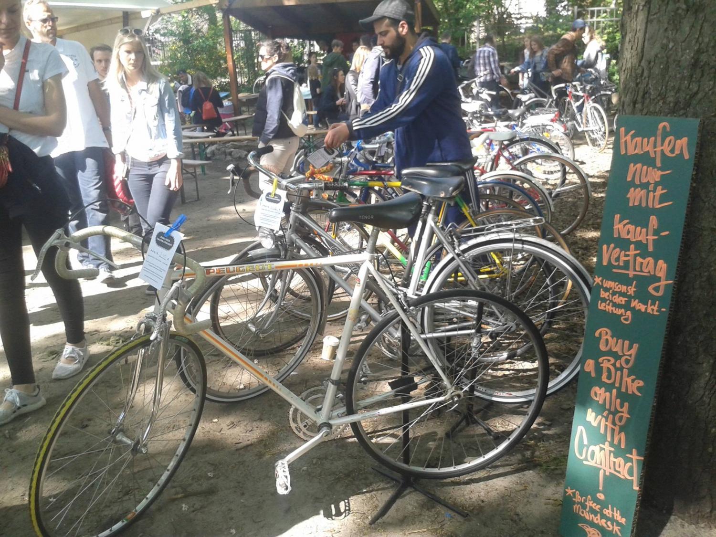 Fahrradmarkt Saisonstart / Bike Market Start of Season