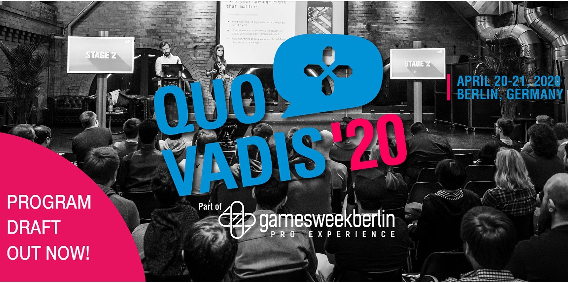 QUO VADIS - Gaming Industry (Game Development & Business Conference)