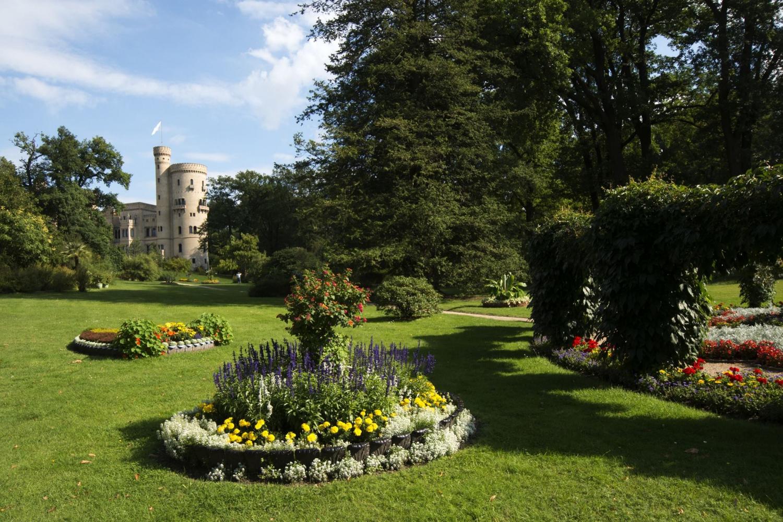 Gartenfest am Schloss Babelsberg