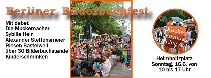 Großes Berliner Bilderbuchfest