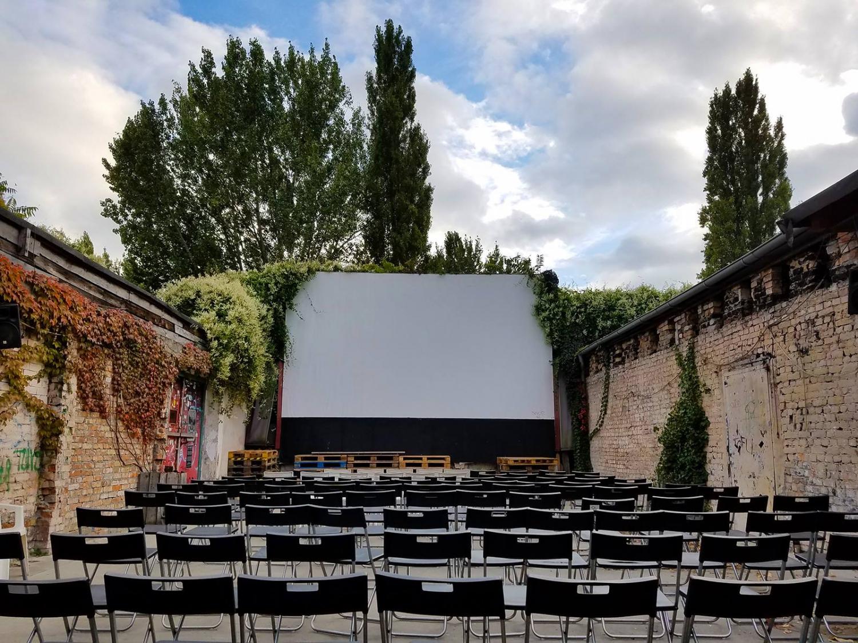 Großes Hausfest Zukunft Walpurgisnacht 2019 Freilichtspiele