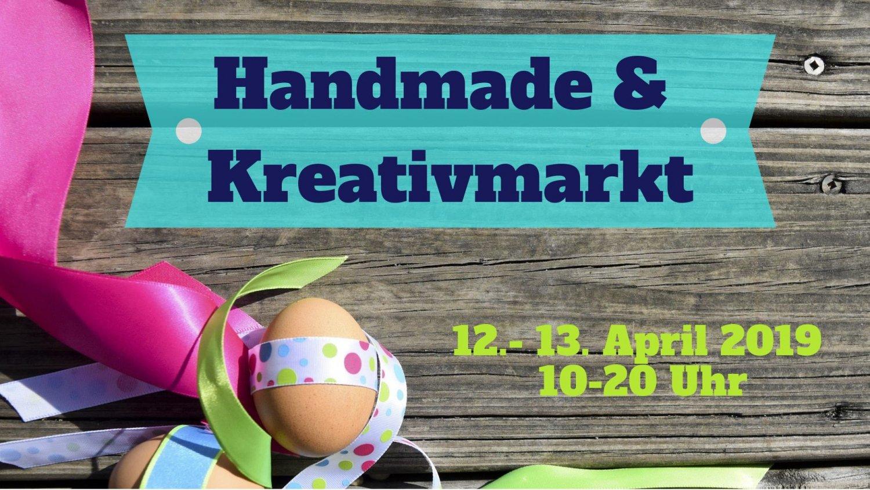 Handmade und Kreativmarkt