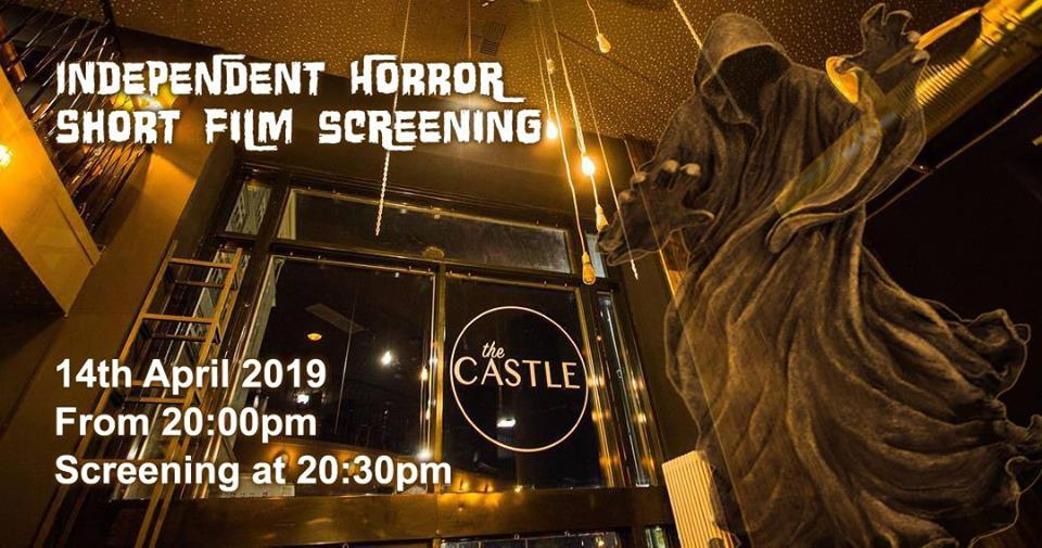 Independent Horror Short Film Screening - April