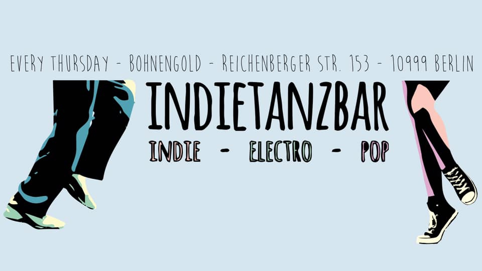 Indietanzbar - British.Music.Club DJ Team