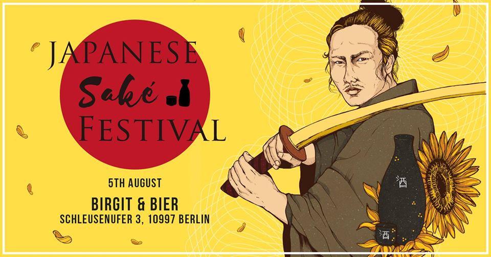Japanese Sake Festival Berlin Summer 2018