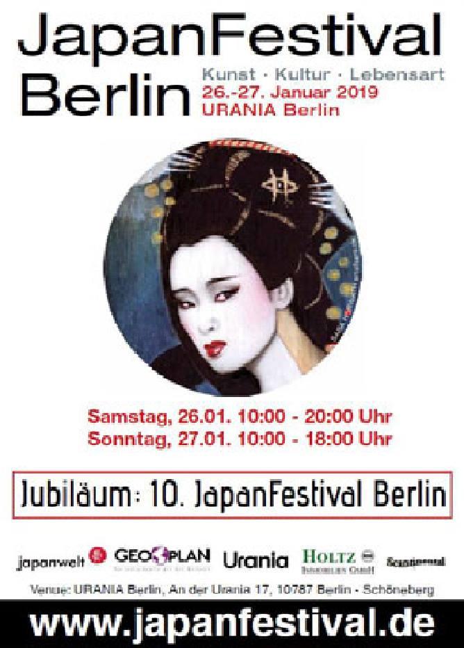Japanfestival Berlin 2019