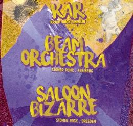 KAR - Beam Orchestra - Saloon Bizarre @ Toast Hawaii