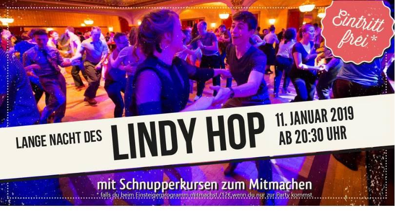 Lange Nacht des Lindy Hop