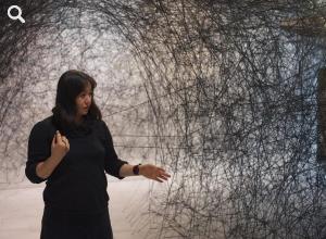 Lost Words - Chiharu Shiota