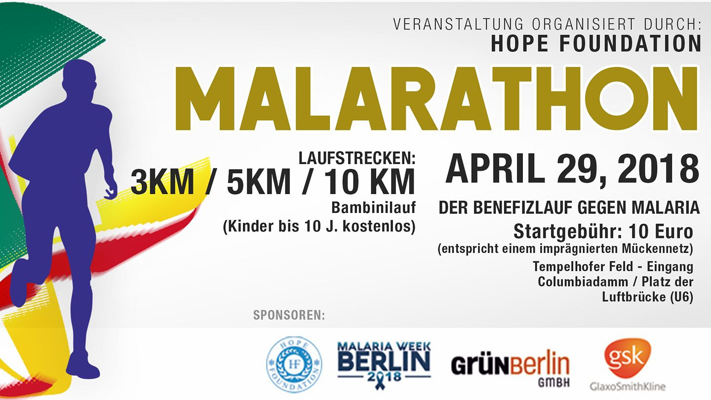 Malarathon - Charity Run