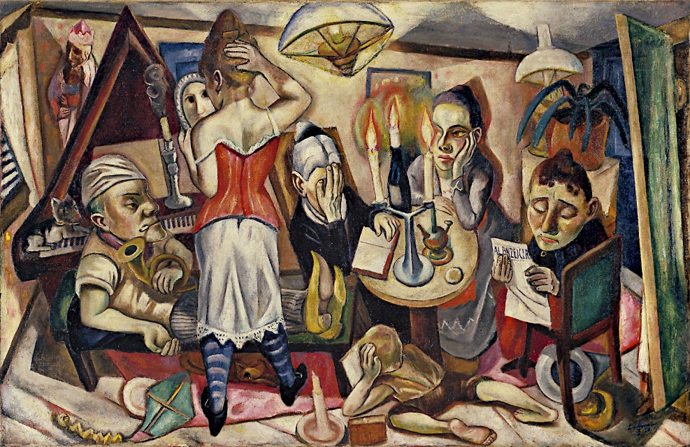 Max Beckmann: The World as a Stage