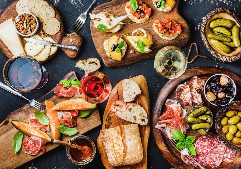 Mediterranean Festival | Seafood, Tapas & more