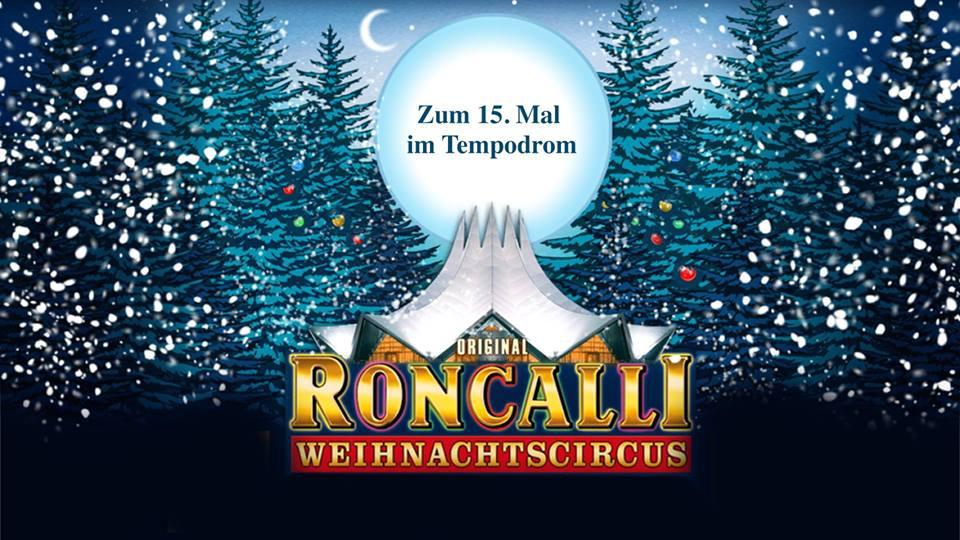 Roncalli Christmas Circus 2018/2019