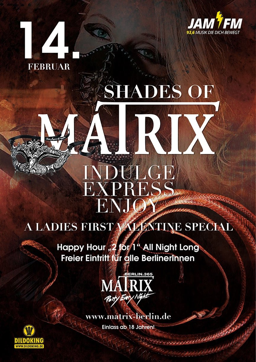 Shades of MATRIX - Valentines day special