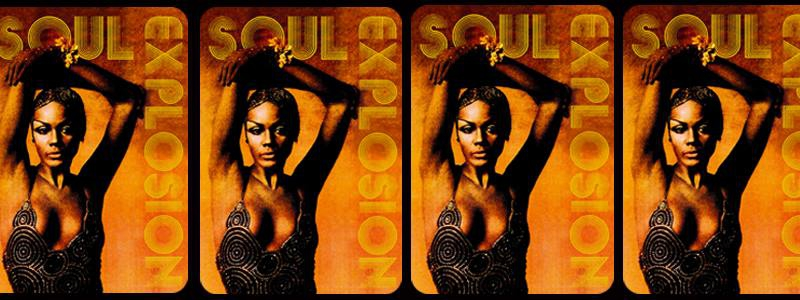 Soul Explosion  at Privatclub JUNE