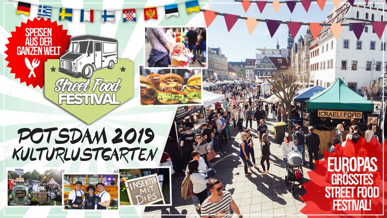 Street Food Festival Potsdam 2019