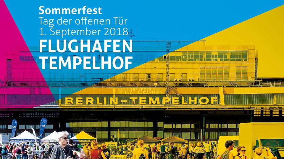Tempelhof - Tag der offenen Tür