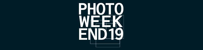 The analogueNOW! Photo Weekend 2019