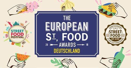 The European Street Food Awards 2018