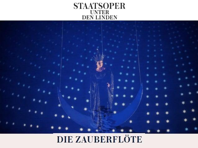 The Magic Flute at Berlin Staats Oper – Feb 24th