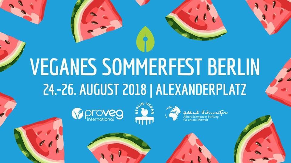 Veganes Sommerfest 2018