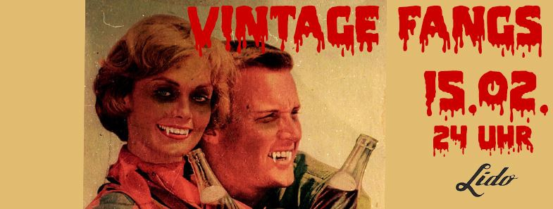 Vintage Fangs – The Story Of Rock'n'Roll!