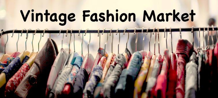Vintage Fashion indoor Market at X LANE