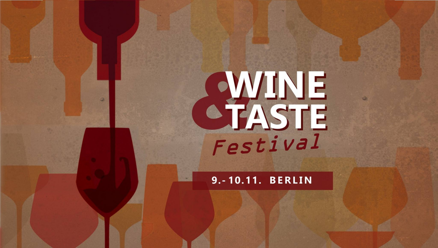 Wine and Taste Festival Berlin