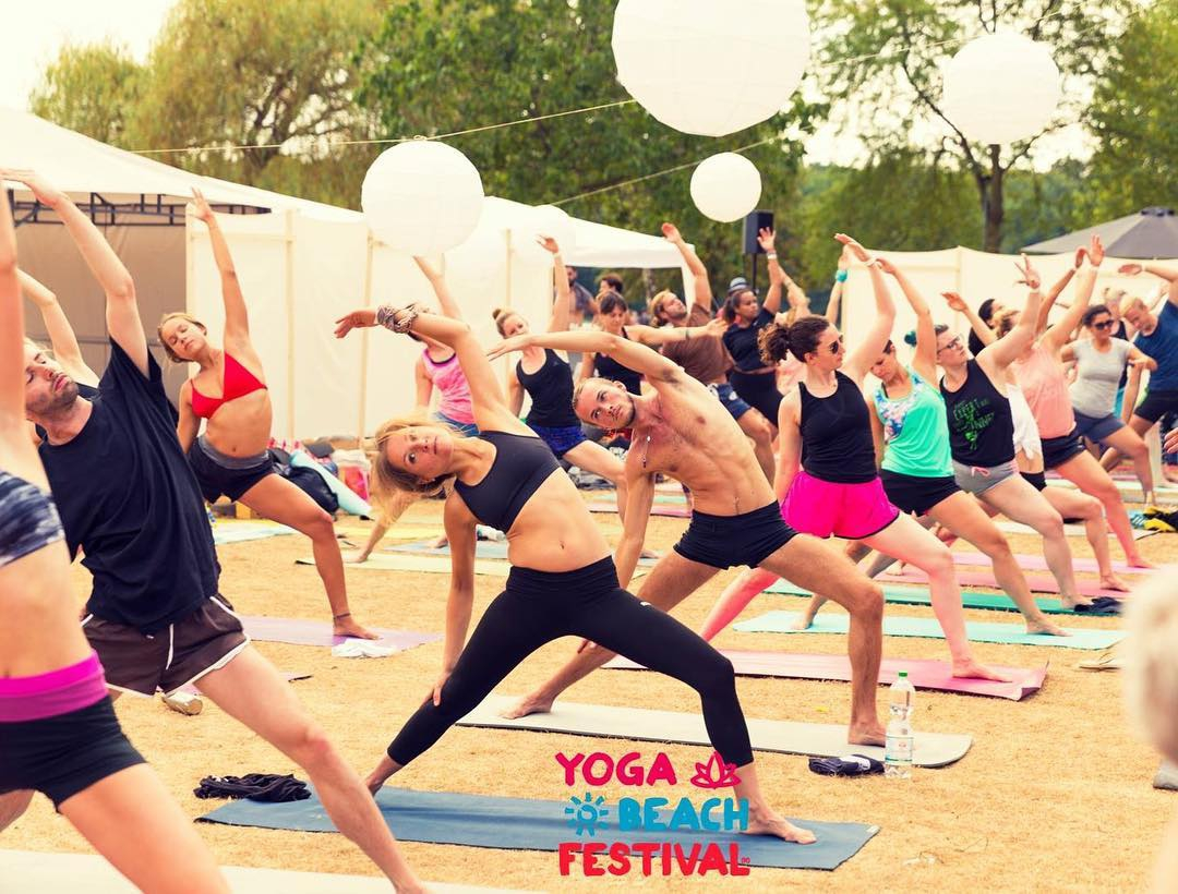 Yoga Beach Festival | Berlin 2019