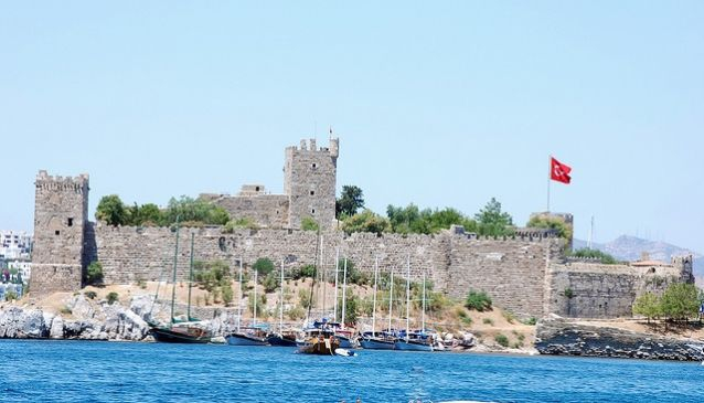 Ancient Landmarks of the Bodrum Peninsula