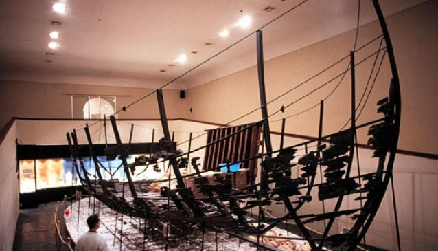 The Bodrum Underwater Archaeology Museum